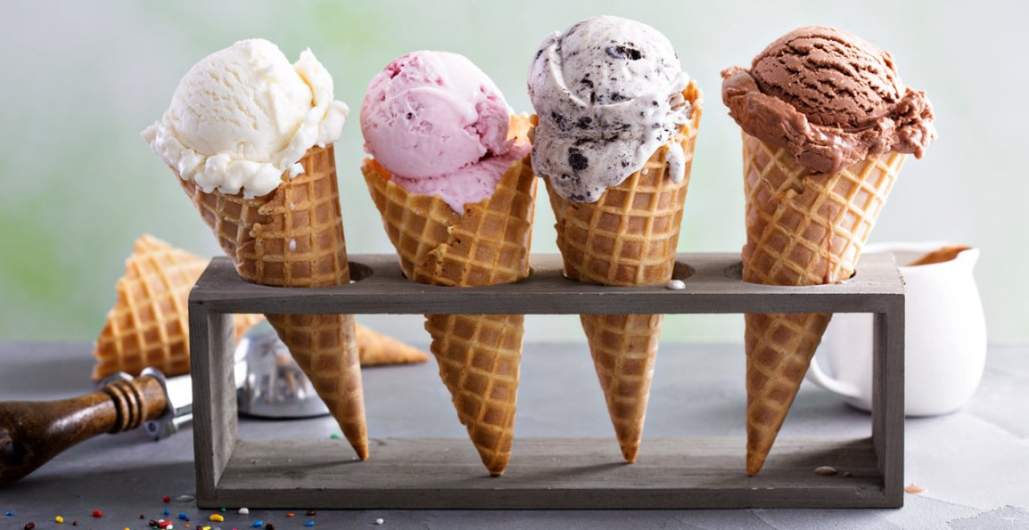 Ice Cream, You Scream, We all Scream for Ice Cream!